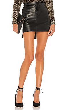 Delafine Leather Skirt Equipment $495 BEST SELLER
