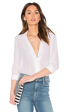 Adalyn Blouse in Bright White