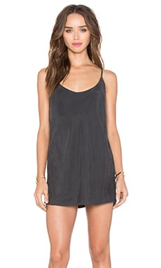 Equipment Prue Cami Dress in True Black