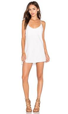 Prue Cami Dress en Bright White