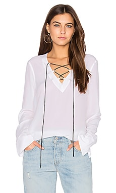 Avianna Top in Bright White