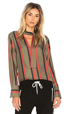 Janelle Stripe Blouse