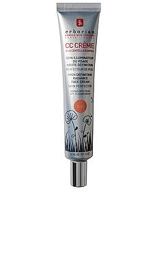 CC Creme A La Centella Asiatica High Definition Radiance Face Cream erborian $44 BEST SELLER