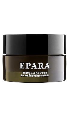 Brightening Night Balm Epara Skincare $140