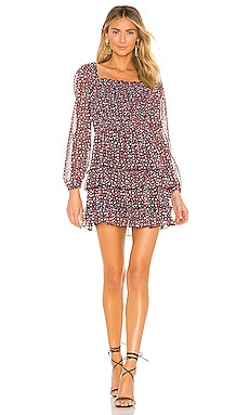 Saskia Mini Dress The East Order $95