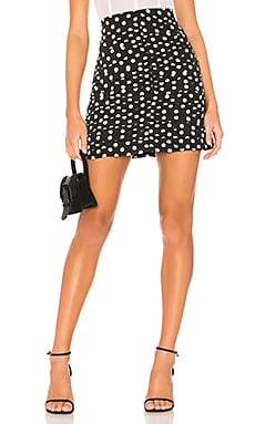 Amy Mini Skirt The East Order $48 (FINAL SALE)