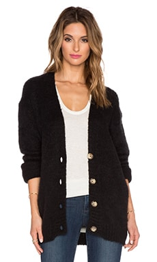 Essentiel Kanshana Cardigan in Black