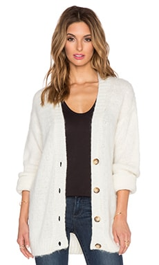 Essentiel Kanshana Cardigan in White