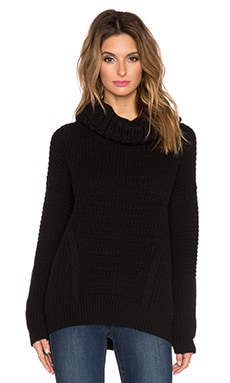 Essentiel Kenai Sweater in Black