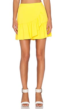 Essentiel Khloe Skirt in Yellow