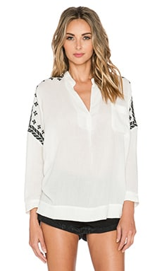 Essentiel Kamul Blouse in White