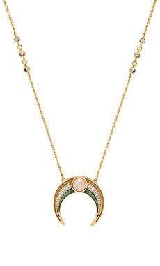 Фото - Ожерелье - Elizabeth Stone цвет металлический золотой