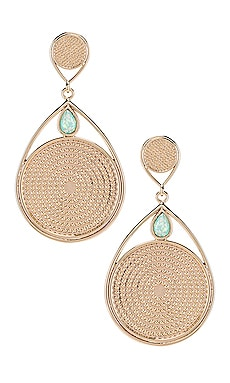 Dangle Earrings Elizabeth Stone $53