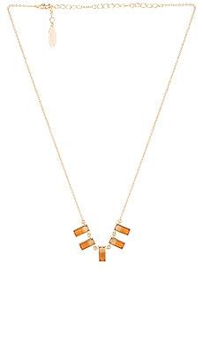 X REVOLVE Pendant Necklace Elizabeth Stone $57