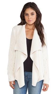 Eternal Sunshine Creations Georgia Jacket in Ivory