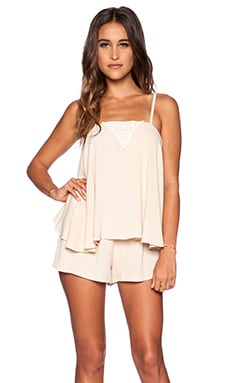 Eternal Sunshine Creations Marrakesh Go Go Romper in Birch