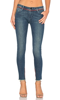 Etienne Marcel Fray Skinny in Medium Wash