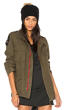 Military Jacket in Military