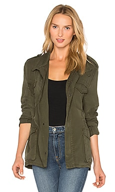 Military Jacket in Army-Style