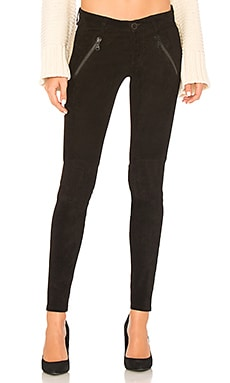 Lexi Suede High Waisted Pants