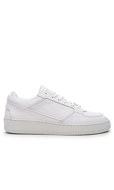ETQ Amsterdam Low 3 White Virtus in White