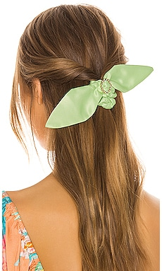 CZ Neon Scrunchie Ettika $15 (FINAL SALE)