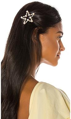 Star Hair Clips Ettika $25