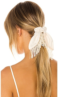 Fringe Scrunchie Ettika $28 BEST SELLER