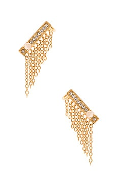 Ettika SU2C x REVOLVE Dainty Ear Bar in Gold