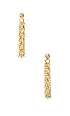 Ettika Stud Earring in Gold