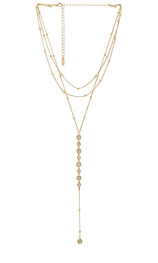 Layered Drop Lariat