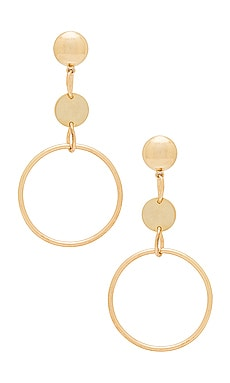 BOUCLES D'OREILLES IN THE CROWD Ettika $31 BEST SELLER