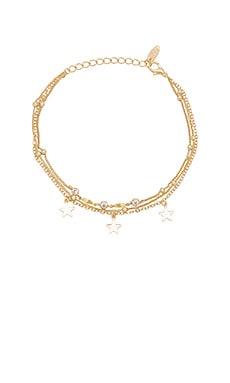 Stars And Pearls Bracelet Ettika $40