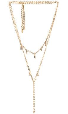 Фото - Ожерелье - Ettika цвет металлический золотой