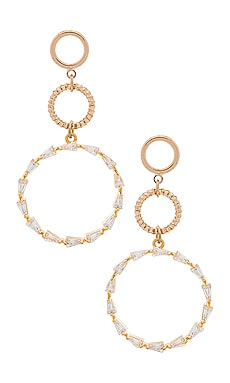 Triple Hoop Earring Ettika $31 BEST SELLER