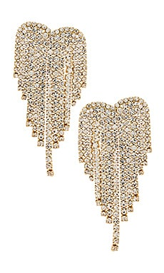 Crystal Earrings Ettika $65 BEST SELLER