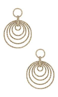 Circle Earrings Ettika $60