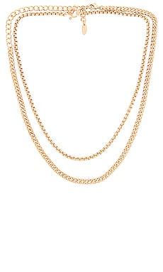 Chain Necklace Set Ettika $55 NEW ARRIVAL