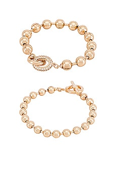 Bead Bracelet Set Ettika $70 BEST SELLER