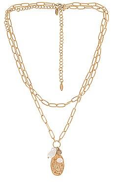 Oval Pendant Necklace Ettika $27 (FINAL SALE)