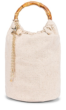 Shell Bucket Bag Ettika $52