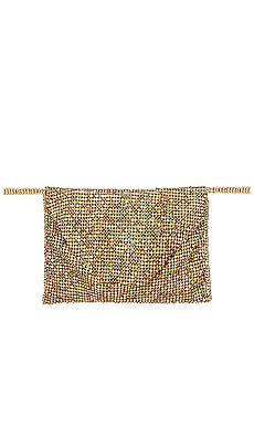 Rainbow Crystal Belt Bag Ettika $102