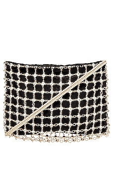 Rhinestone Chain Crossbody Bag Ettika $139