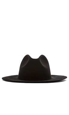 Etudes Studio Midnight Hat in Black