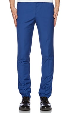 Etudes Studio Dialogue Trouser in Etudes Blue