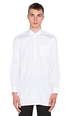 Etudes Studio Medina Shirt in White