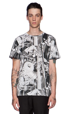 Etudes Studio Page Tee en Machina