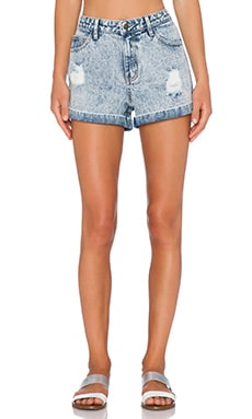 Evil Twin West Coast Tally Ho Shorts in Blue
