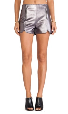 Evil Twin Fast Forward Shorts in Pewter