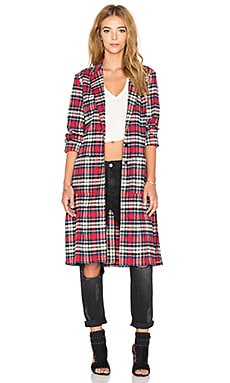 Evil Twin Big Wednesday Trench in Multi